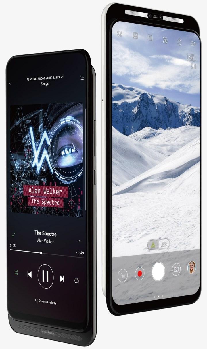 Asus Zenfone Slider Phone
