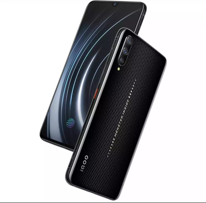 iQOO Samurai Black 12GB+128GB will start selling on 23 April: 3698 yuan 1