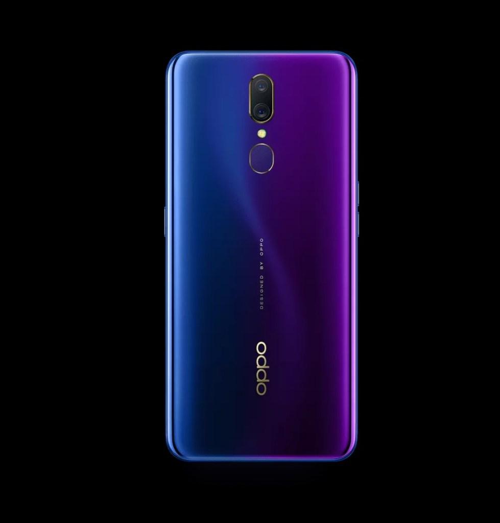 Oppo A9 Purple Color