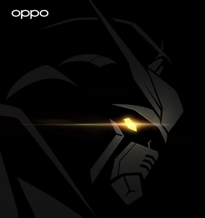 Oppo custom edition
