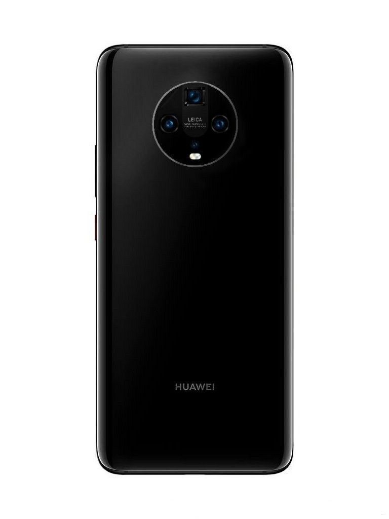 Huawei Mate 30  HD Rendering