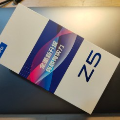 Vivo Z5 Unboxing images