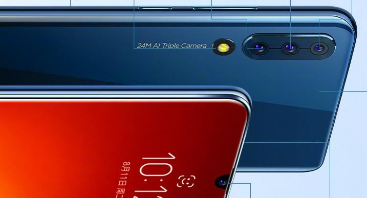 Lenovo Z6 Full phone Specifications
