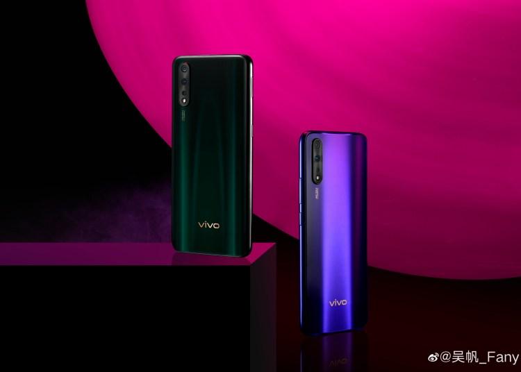 Vivo Z5 Official images