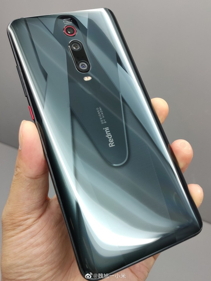 Redmi K20 Pro Marvel Heroes Limited Edition