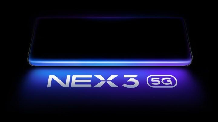 Vivo nex 3 5g Official poster