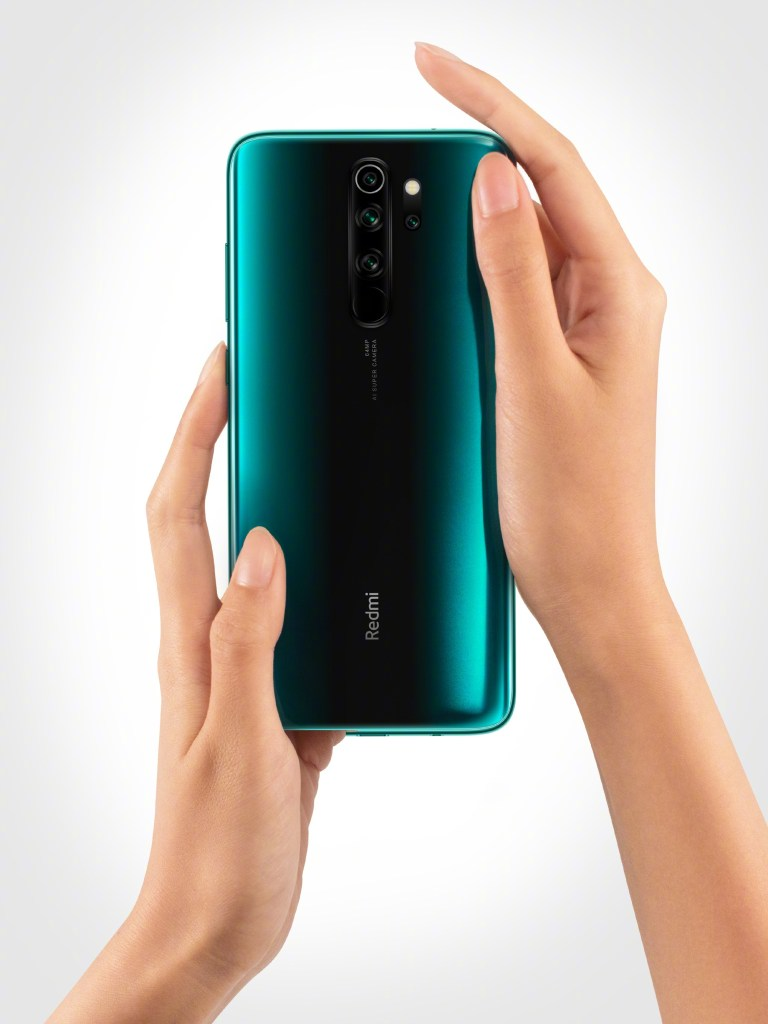 Redmi Note 8 Pro Official Images
