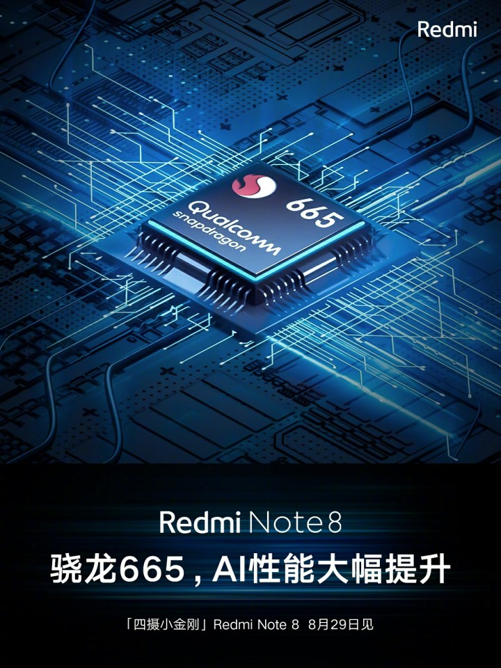 Redmi note 8 Processor