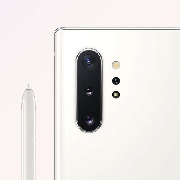 Note 10+ Aura White