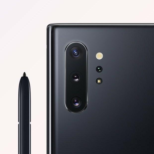 Galaxy Note 10+ Aura Black