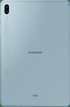 Galaxy tab S6 Cloud Blue