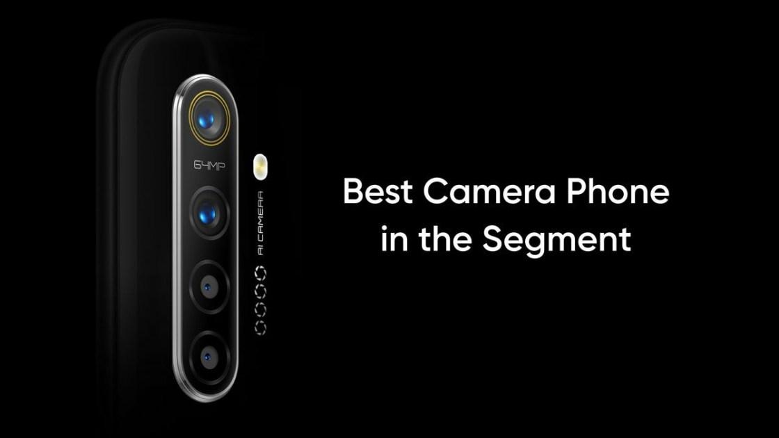 Realme 5 camera set-up