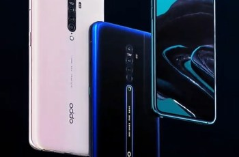 Oppo Reno 2 all colours