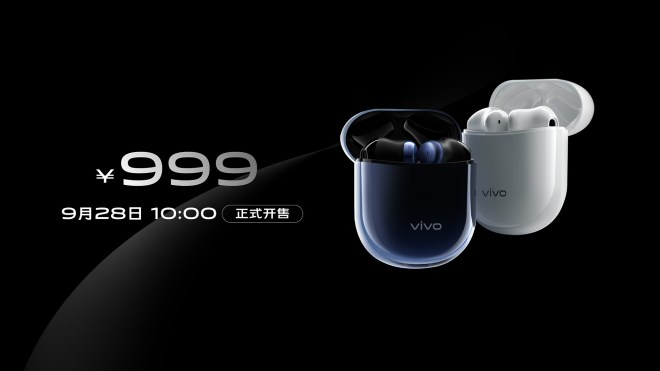 Vivo TWS Earphone