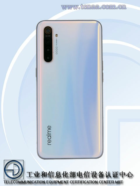 Realme XT MIIT certification Specifications and photos