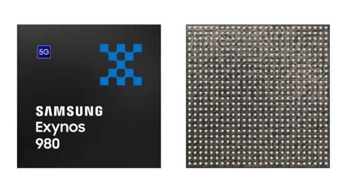 Exynos 980 5G Specifications