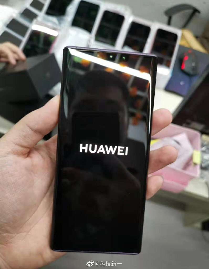 Huawei Mate 30 Pro Real Life Photo