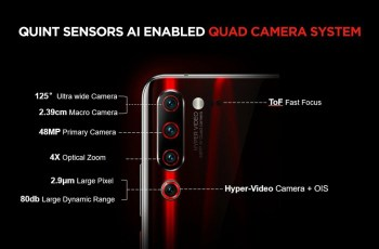 Lenovo Z6 Pro Camera