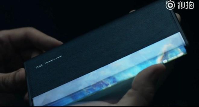 Xiaomi mix Alpha Protective Case