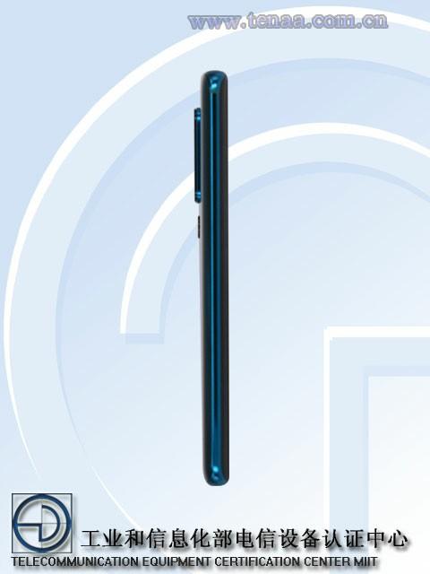 Xiaomi CC9 Pro rendering From tenna