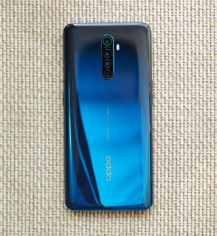 Oppo reno ace real life photo