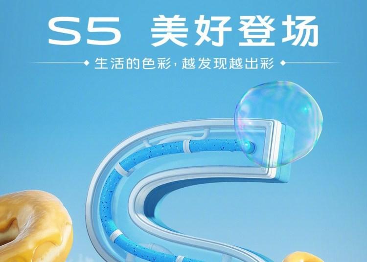 Vivo S5 Official poster