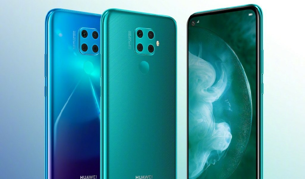 Official poster of Huawei Nova 5z