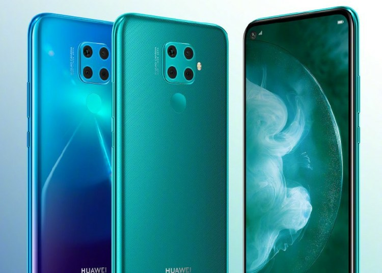 Official poster of Huawei Nova 5z