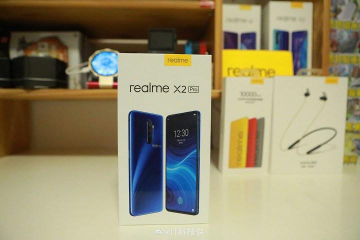 Realme X2 Pro Unboxing