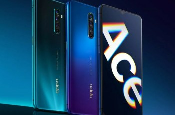 Oppo reno ace battery capacity