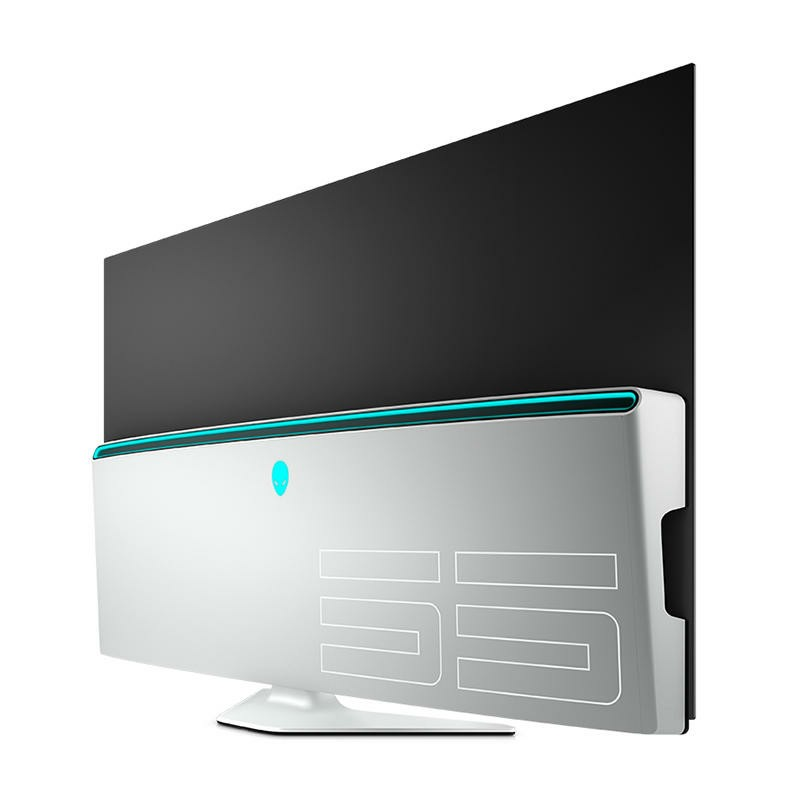 Alienware 55 inch 4k oled monitor