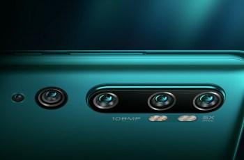 Xiaomi Mi CC9 Pro Rendering