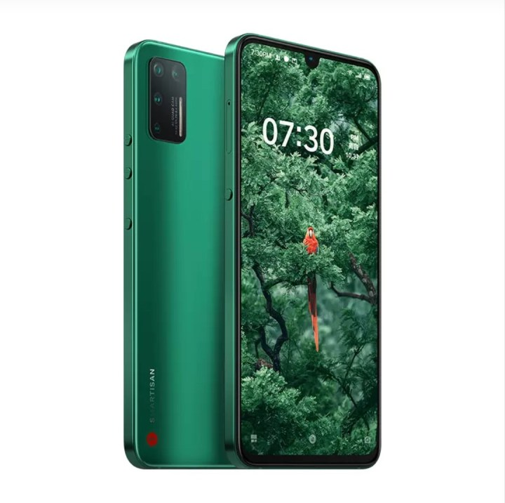 Smartisan Nut Pro 3 Green