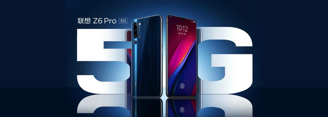 Lenovo Z6 Pro 5G Specifications