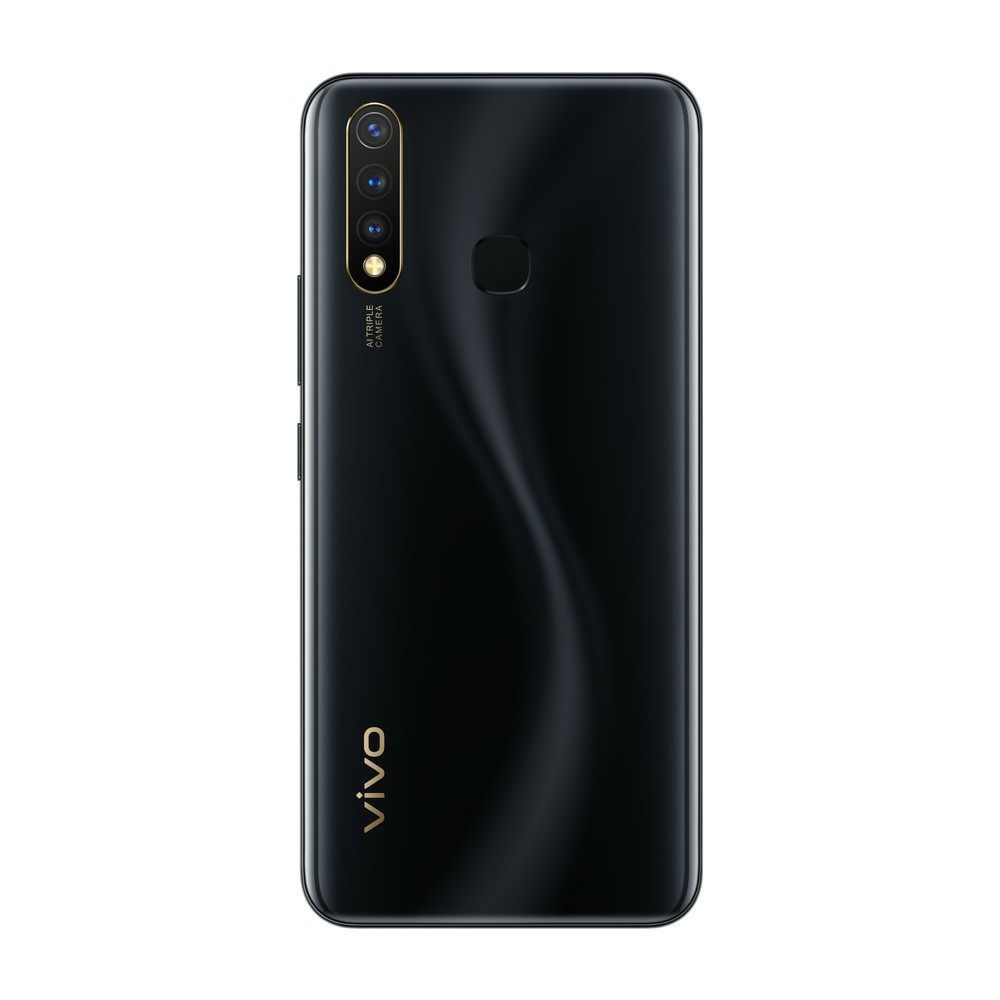 Vivo Y19 Magnetic Black