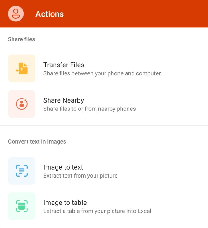 Microsoft office single app how to download on Android