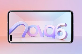 Huawei Nova 6 5G Official teaser Promotional Video