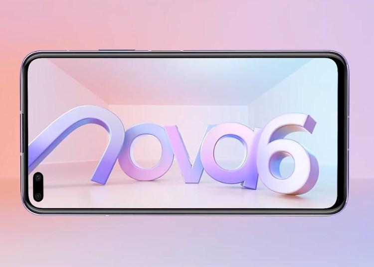 Huawei Nova 6 5G Official teaser Promotional Video