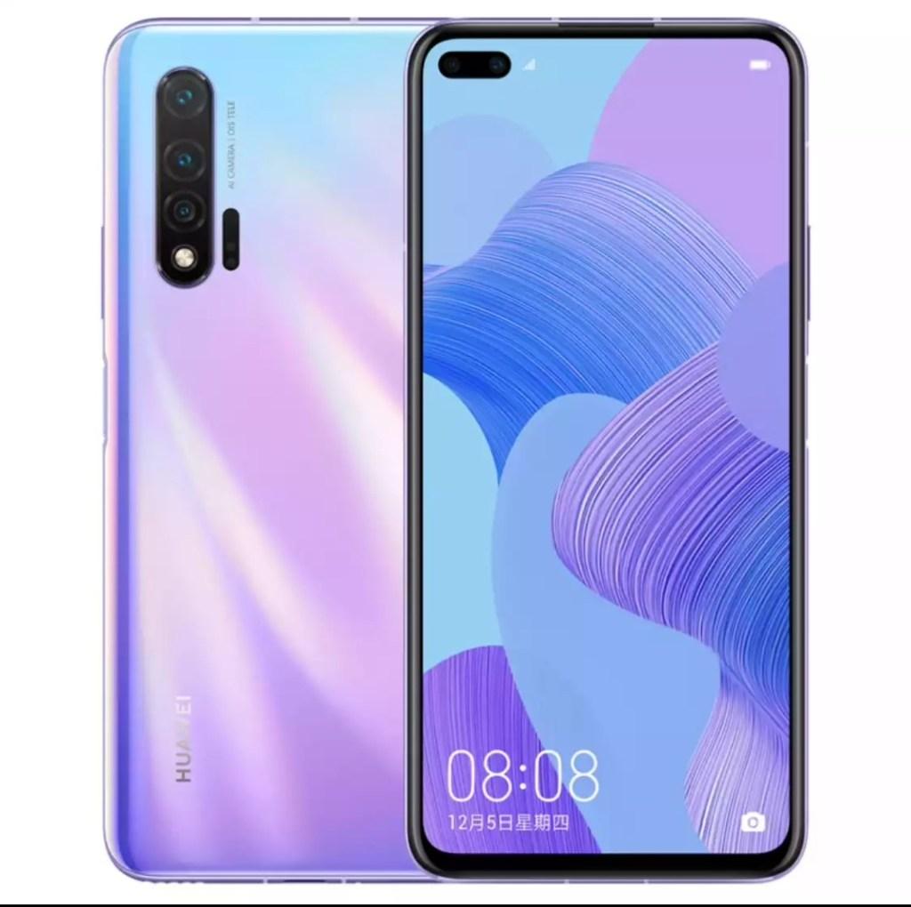 Provence, Huawei nova 6 5g all colors