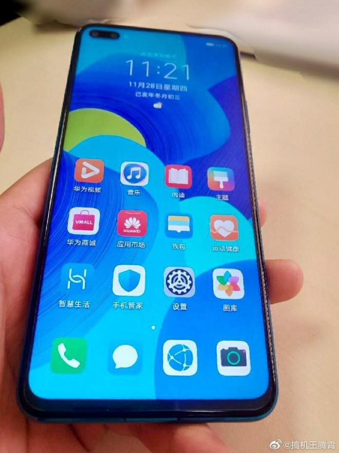 Huawei Nova 6 real life photos
