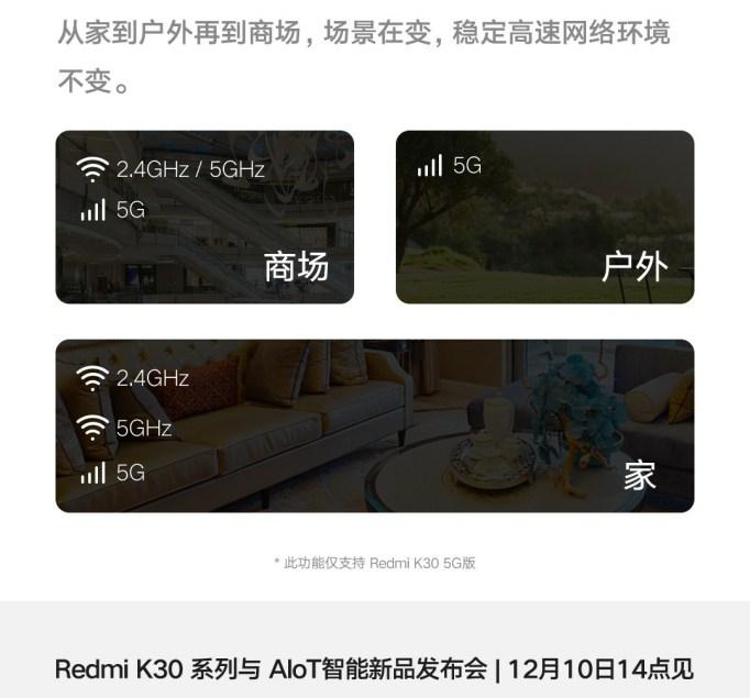 Redmi K30 5G MultiLink