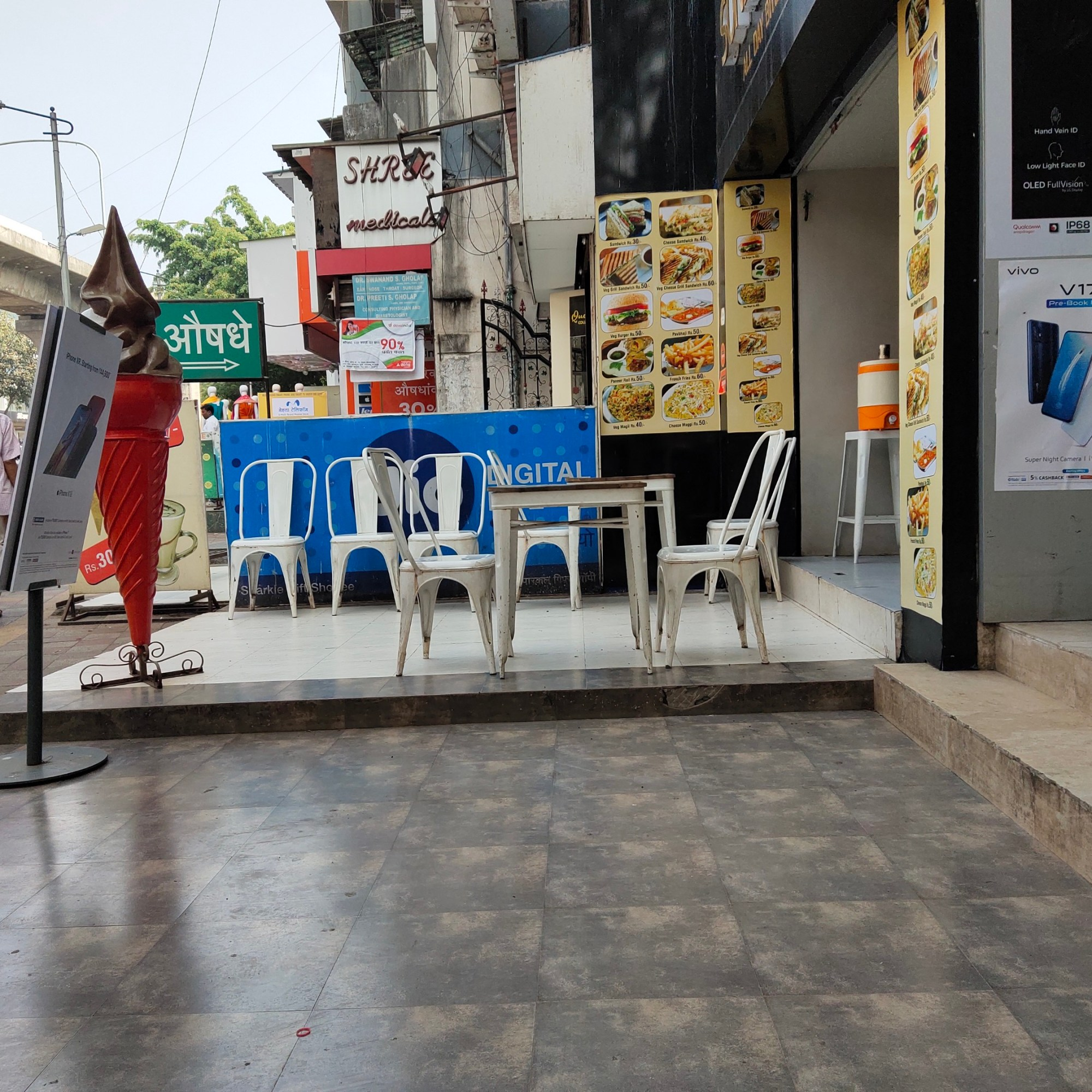 Vivo V17 Camera Sample, vivo v17 hands on,