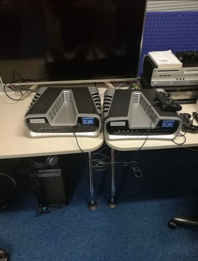 Sony PlayStation 5 Prototype, sony ps5 prototype