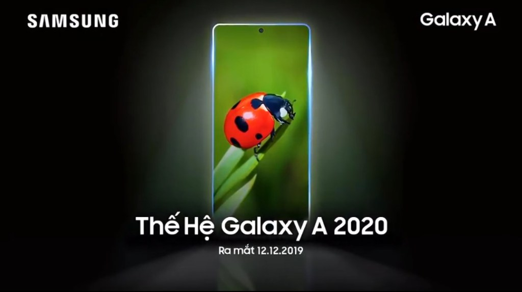 Samsung Galaxy A Series 2020 Release Date