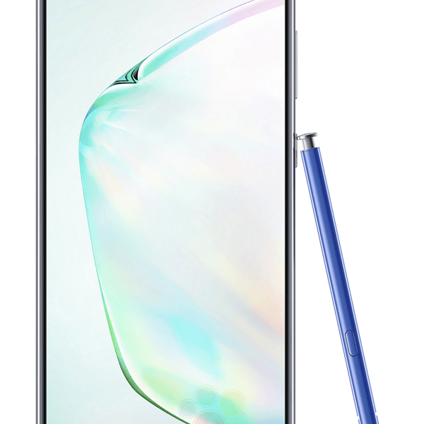 Samsung Galaxy Note 10 Lite Blue-white Gradient