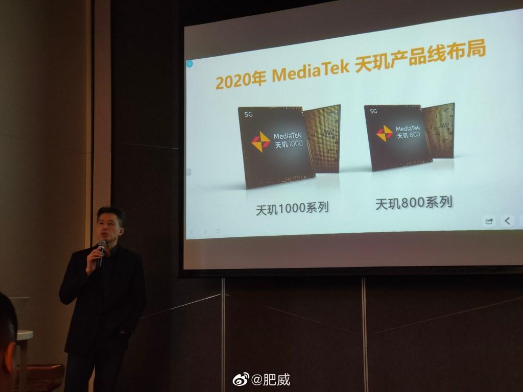 MediaTek Dimensity 800 5G