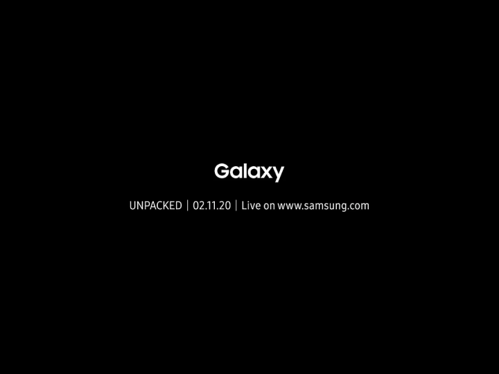Samsung Galaxy S20 Series Release Date is 11 February 2020