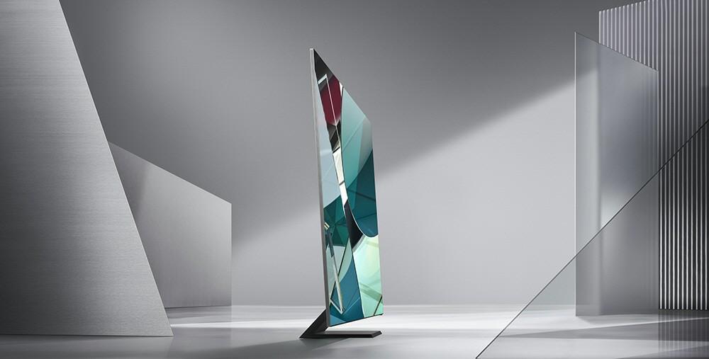 2020 QLED 8K Samsung Q950TS