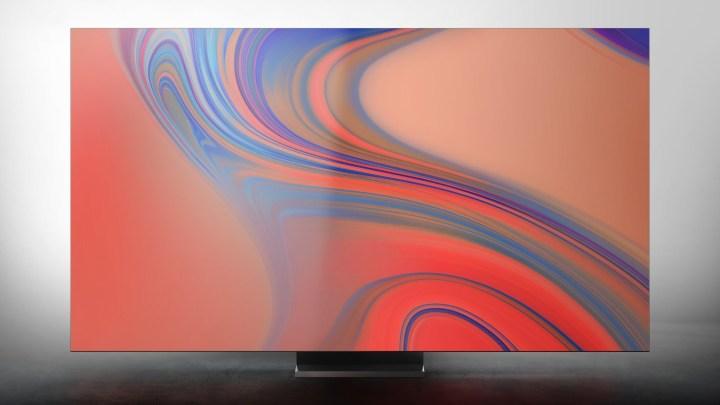Samsung Q950TS Front