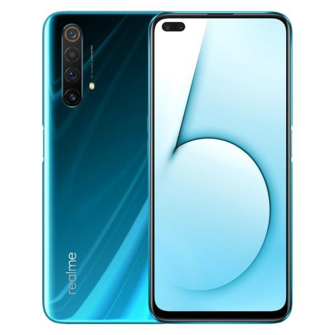 Realme X50 Glacier Green, 120HZ refresh rate phones